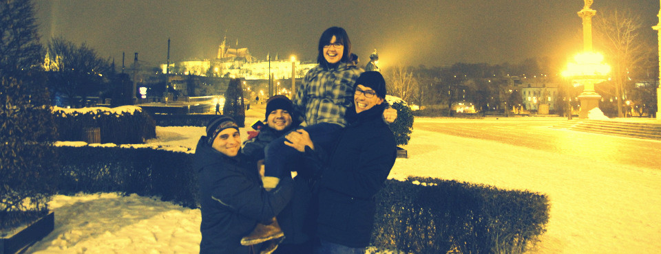 Sightseeing, teamwork and laughs